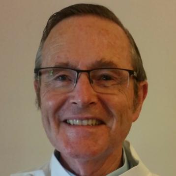 Revd Canon Dr Jim McPherson