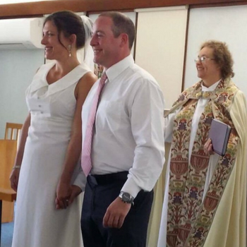 Coolum Anglican Church Wedding
